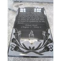 Wholesale Black Granite Tombstone/ Monument/ Monuments (GM006) from china suppliers