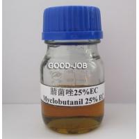 Wholesale Myclobutanil 25% EC triazole chemical steroid demethylation inhibitNatural Plant Fungicide from china suppliers
