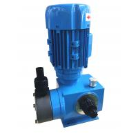 Quality Blue Mechanical Diaphragm Metering Pumps 0.6MPa For Boilers / Cooling Tower for sale