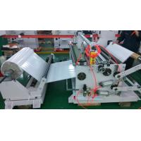 Wholesale Foil Film Jumbo Roll Slitting Machine With Unwinding And Rewinding Function from china suppliers