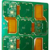 Wholesale Rigid Flex Combined PCB Multilayer Printed Board Polyimide Material Lead Free HASL Surface Finishing  CE Rohs Standard from china suppliers