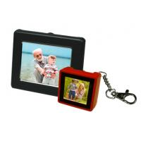 Wholesale 1.1 inch digital photo key chain from china suppliers