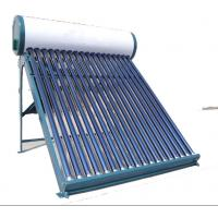 Wholesale Family 24 Tubes Compact Solar Water Heater With Vacuum Tube Solar Collector from china suppliers