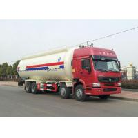 Wholesale Semi Bulk Cement Truck With 4 Stroke Electronic Fuel Injection Diesel Engine from china suppliers