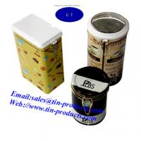 Wholesale Coffee box, coffee case, coffee can, metal coffee case,coffee Box from Goldentinbox.com from china suppliers