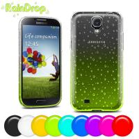 Wholesale Raindrop design Samsung Cell phone Covers for Galaxy S4 protective back case from china suppliers