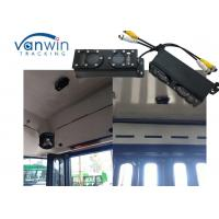 Wholesale SD Card GPS Bus Automatic Passenger Counting System For Door With RS232 / RS485 Image Analysis Based from china suppliers