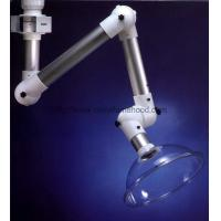 Wholesale Bench-Mounted Fume Extractor Arms With Polypropylene Tubes and Red Flanges from china suppliers