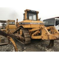 Buy cheap Single Ripper Caterpillar Used Bulldozer D7H CAT 3306 Engine 231hp engine power from wholesalers