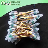 Wholesale 12mm ws2811 full color led pixel string from china suppliers