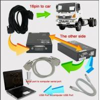 Wholesale Testing Programming Truck Hino Diagnostic Software Explorer With Ecu Harness Cable from china suppliers