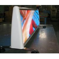 Wholesale High Resolution P5 LED Advertising Display , Taxi Top LED Screen from china suppliers