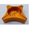 Buy cheap Matt Anodized / CNC Machining 6063T5 Aluminum Alloy Tobacco Tray from wholesalers