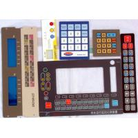 Wholesale Custom Key PCB Membrane Switch Keyboard , cheap price but good quality from china suppliers