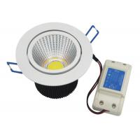 Wholesale COB 100lm 20w Recessed Led Downlight For Display Cases , High Effective from china suppliers