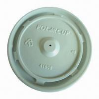 Wholesale Cup Lid Covers, Various Designs/Materials/Sizes are Available, Customized Logos are Welcome from china suppliers