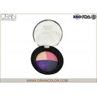 Wholesale Modern Style Waterproof Eye Shadow Powder With Four Amazing Colors from china suppliers