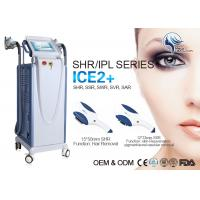 Wholesale Ice Shr Multifunctional 3500W IPL Laser Equipment For Shr Ipl Hair Removal from china suppliers