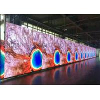 Wholesale High Resolution Definition Full Color Indoor LED Advertising Display Screen Customized Size LED Video Walls from china suppliers