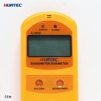 Wholesale Radiation Monitoring Devices X- ray , γ ray , Soft and hard β radiometer dosimeter FJ-6600 soil surface radiation from china suppliers