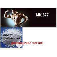 Wholesale MK-677 Ibutamoren SARMs Powder C22H32O3 CAS 57-85-2 Increased Strength from china suppliers