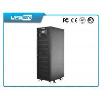 Quality 3 Phase +N+PE 380/400/415Vac Online High Frequency UPS Power Supply For Bank​ for sale