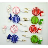 Wholesale any logo imprint beer cap earphone from china suppliers