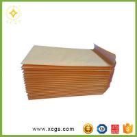Quality China Cheap Wholesales Custom Gold Yellow Kraft Bubble Padded Mailer for sale