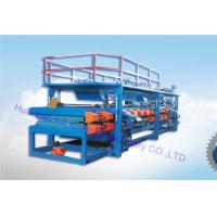 Wholesale Production line foam Sandwich roofing panel roll forming machine 32kw motor from china suppliers