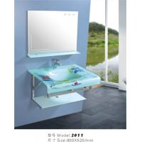 Wholesale glass cabinet for bathroom from china suppliers