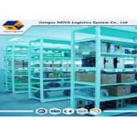 Wholesale Multi Layer Medium Duty Shelving Systems Warehouse Storage With Steel Panel from china suppliers