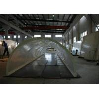Wholesale 20mm transparent PMMA / acrylic aquarium tunnel 3100 x 9100mm from china suppliers