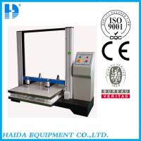 Wholesale Microcomputer Container Carton Compression Tester With 1/100000 Resolution from china suppliers