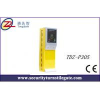 Wholesale parking ticket dispenser machine from china suppliers