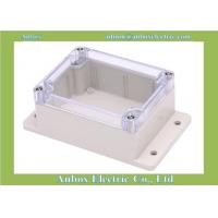 Wholesale 115*90*55mm clear lid electrical box waterproof Wall mounted from china suppliers