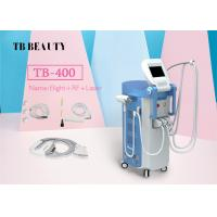 Wholesale Skin Rejuvenation Face Lift Tattoo Hair Removal Machine E-light IPL ND Yag Laser from china suppliers