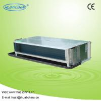 Wholesale Two - Pipe Ducted Horizontal Fan Coil Unit Ceiling Concealed 170m3/H Air Flow from china suppliers