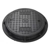 Buy cheap Round, 850mm, Cast iron manhole cover from wholesalers