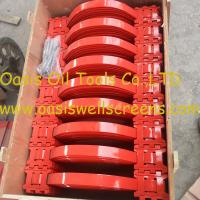 Wholesale Spring Centralizer Stainless Steel Centralizer for Casing Pipe from china suppliers