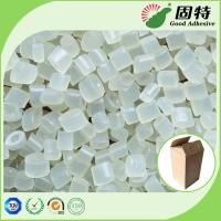 Buy cheap EVA resin Yellowish Granule solid  Hot Melt Adhesive Packaging , EVA Hot Melt Pellets for bonding of common corrugated c from wholesalers