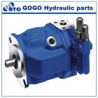Wholesale Hydraulic Excavator Original Piston Pump, Uchida Rexroth Main Pump A10VSO from china suppliers