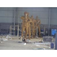 Wholesale Algeria sculpture model, soldier statue,bronze soldier ,field installation from china suppliers