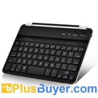 Wholesale Magnetic Bluetooth 3.0 QWERTY Keyboard Dock for iPad Mini (59 Keys, Ultra-Thin) from china suppliers