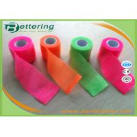 Wholesale Neon Colour  Non Woven Self Adhesive Bandage Coflex tape Pet Bandage from china suppliers