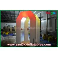 Wholesale Custom White Commercial Inflatable Money Booth Led Lighting Inflatable Party Tent from china suppliers