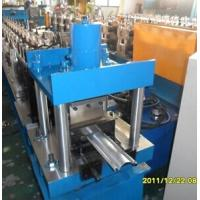 Wholesale Metal Shutter Door Roll Forming Machine , Cold Rollform Equipment from china suppliers