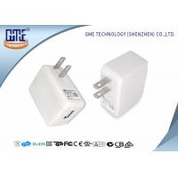 Wholesale 6W Loudspeaker 5V 1A Universal Travel USB Adapter UL FCC CEC  Approval from china suppliers