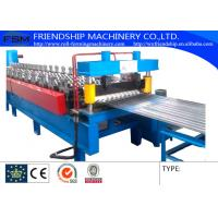 Wholesale 19mm Hieght 762mm Width Corrugated Sheet Roll Forming Machine Used 1250mm Coil from china suppliers