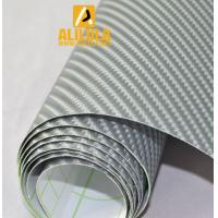 Wholesale 4D High Air Free Carbon Fiber Vinyl Car Wrap Sheet Film Sticker Body Kit from china suppliers