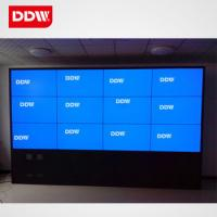 Wholesale 3x4 46 inch advertising video wall display DDW-LW4601 Foxconn Infocus video wall supplier from china suppliers